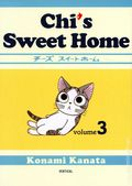 Chi's Sweet Home GN (2010- Vertical Digest) 3-REP