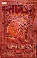 Red Hulk Mayan Rule TPB (2012 Marvel) 1-1ST
