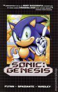 Sonic Genesis TPB (2012 Archie) 1-1ST