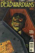 New Deadwardians (2012 DC Vertigo) 8