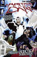Justice League Dark (2011) Annual 1