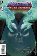 Masters of the Universe the Origin of Skeletor (2012 DC) 1