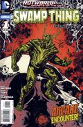 Swamp Thing (2011 5th Series) Annual 1