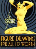 Figure Drawing For All It's Worth HC (2011 Titan Books) By Andrew Loomis 1-REP