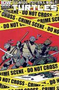 Teenage Mutant Ninja Turtles (2011 IDW) 15A