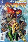 Aquaman (2011 5th Series) 13A