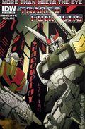 Transformers More than Meets the Eye (2012 IDW) 10B