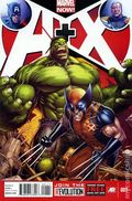 A Plus X (2012 Marvel Now) 1A