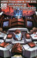 Transformers More than Meets the Eye (2012 IDW) 10RI