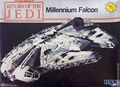 Star Wars Return of the Jedi A Golden Opportunity Model Kit (1983 MPC) KIT#1-1933