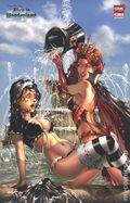 Grimm Fairy Tales Alice in Wonderland (2012 Zenescope) 5C