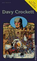 Davy Crockett GN (1984 Pocket Biographies Digest) 1-1ST