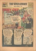 Spirit Weekly Newspaper Comic (1940-1952) Sep 21 1952