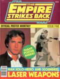 Star Wars Empire Strikes Back Offcial Poster Monthly (1980 P 5