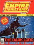 Star Wars Empire Strikes Back Offcial Poster Monthly (1980 P 2