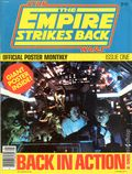Star Wars Empire Strikes Back Offcial Poster Monthly (1980 P 1