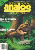 Analog Science Fiction/Science Fact (1960) Vol. 105 #9