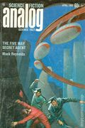 Analog Science Fiction/Science Fact (1960) Vol. 83 #2