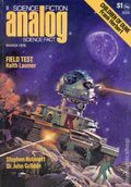 Analog Science Fiction/Science Fact (1960) Vol. 96 #3