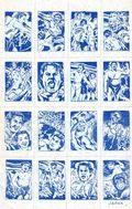 Tarzan Japanese Tattoo Sheet (1950) 1