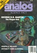 Analog Science Fiction/Science Fact (1960-Present Dell) Vol. 105 #1
