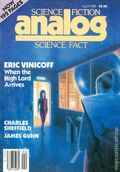 Analog Science Fiction/Science Fact (1960-Present Dell) Vol. 105 #4