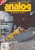Analog Science Fiction/Science Fact (1960-Present Dell) Vol. 105 #5