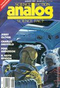 Analog Science Fiction/Science Fact (1960-Present Dell) Vol. 107 #8