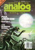 Analog Science Fiction/Science Fact (1960-Present Dell) Vol. 108 #1