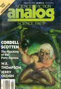 Analog Science Fiction/Science Fact (1960-Present Dell) Vol. 109 #2