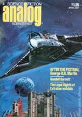Analog Science Fiction/Science Fact (1960-Present Dell) Vol. 97 #4