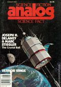 Analog Science Fiction/Science Fact (1960) Vol. 104 #8