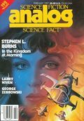 Analog Science Fiction/Science Fact (1960-Present Dell) Vol. 107 #2
