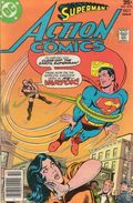 Action Comics (1938 DC) Mark Jewelers 476MJ