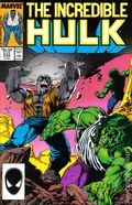 Incredible Hulk (1962-1999 1st Series) Mark Jewelers 332MJ