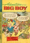 Adventures of the Big Boy (1957-1996 Webs Adv. Corp.) Restaurant Promo 142