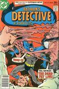 Detective Comics (1937 1st Series) Mark Jewelers 471MJ