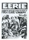 Eerie (1966 Warren Magazine) #1, 2nd Printing