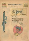 Spirit Weekly Newspaper Comic (1940-1952) Feb 10 1946