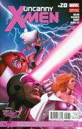 Uncanny X-Men (2012 2nd Series) 20C