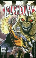 Super Action Man/Loudmouth (2011) Flipbook 1