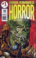 Indie Comics Horror (2012) 1