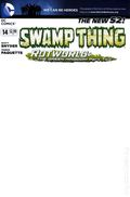 Swamp Thing (2011 5th Series) 14B
