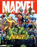 Avengers The Ultimate Character Guide HC (2010 Marvel) 1st Edition 1-REP