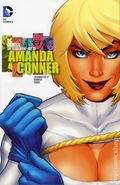 DC Comics The Sequential Art of Amanda Conner HC (2012 DC) 1-1ST