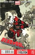 Deadpool (2012 3rd Series) 1B