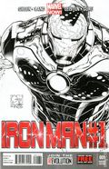 Iron Man (2012 5th Series) 1E