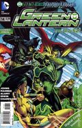 Green Lantern (2011 4th Series) 14COMBO