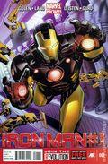 Iron Man (2012 5th Series) 1A