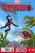 Deadpool (2012 3rd Series) 1A